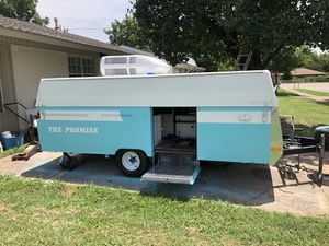 1993 Coleman Pop up camper for Sale in Grand Prairie, TX