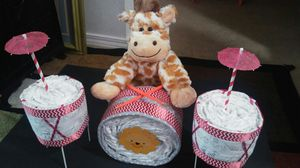Beautiful Diaper Drum Set for Sale in Portland, OR