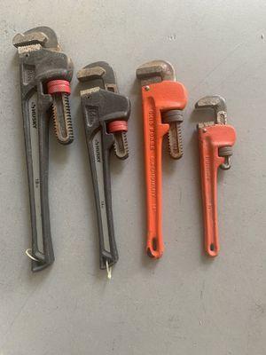 Pipe Wrenches for Sale in Marietta, GA