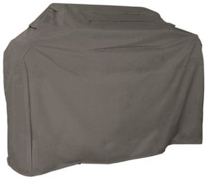 KHOMO GEAR TITAN Series, Waterproof Heavy Duty BBQ Grill Cover, Grey Medium 58 x 24 x 48, Different Sizes Available, Compatible with Weber (Genesis), for Sale in Miami Gardens, FL