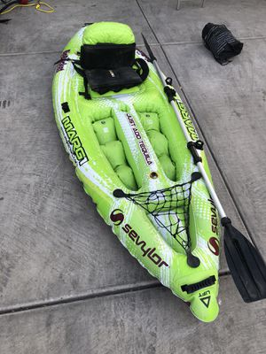Inflatable 1 person Kayak for Sale in Las Vegas, NV