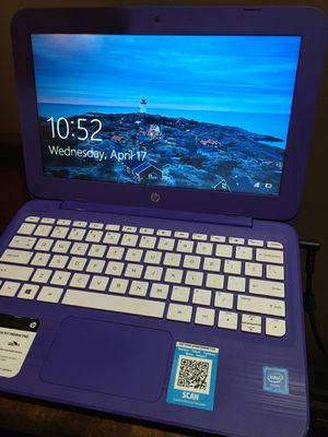 HP Intel Stream 11.6 Notebook for Sale in Sellersburg, IN