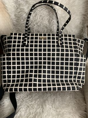 Brand New Kate Spade Diaper Bag w/ SkipHop Change Pad Included (brand new as well) for Sale in Queens, NY