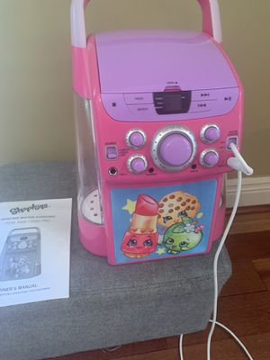 Shopkins Dancing Water Karaoke for Sale in Lloyd Harbor, NY