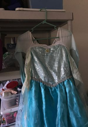 Costume Disney's Elsa dress up for Sale in Orlando, FL