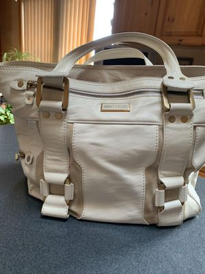Jimmie Choo large tote purse for Sale in Maple Lake, MN