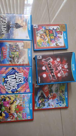Wiiu game for Sale in Miami, FL
