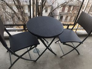 Patio set for Sale in Brooklyn, NY