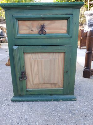 Farmhouse style nightstand. for Sale in Westminster, CA