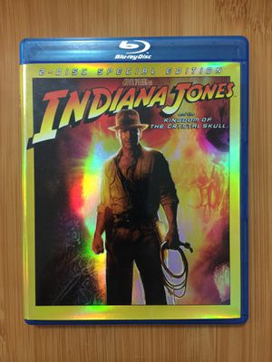 Indiana Jones Blu-Ray 2-disc special edition for Sale in Renton, WA