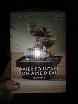Water fountain for Sale in Denver, CO