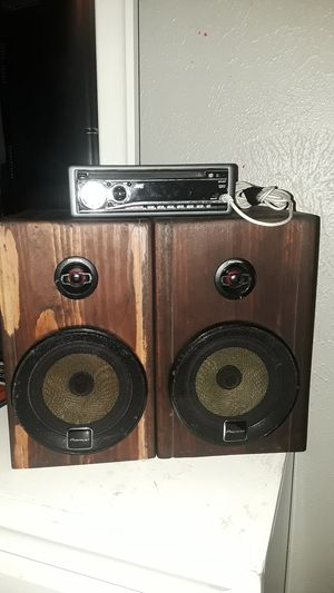 Pionner component speakers for Sale in Dallas, TX