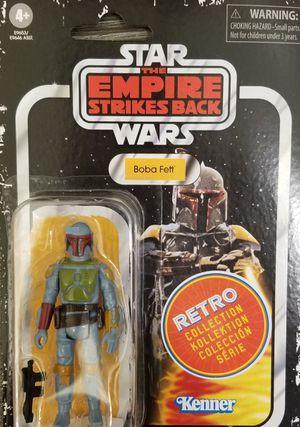 Star Wars Empire Strikes Back Retro collection for Sale in Midvale, UT