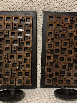 Candle Holder Wall Decor for Sale in Damascus,  OR