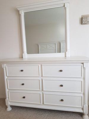 Dresser and mirror for Sale in Falls Church, VA