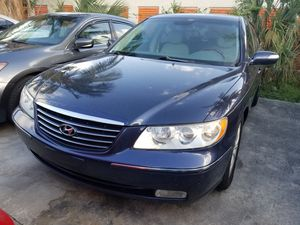 2008 HYUNDAI AZERA LIMITED LEATH for Sale in Hialeah, FL