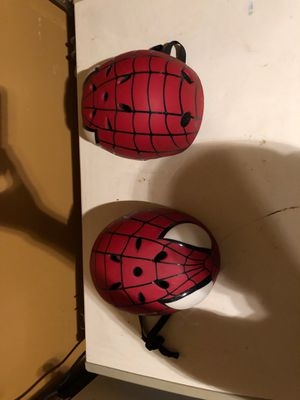 Spider-Man helmets for Sale in Tea, SD