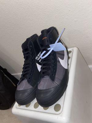 Off White x Nike Blazer Grim Reaper size 8 for Sale in Concord, CA