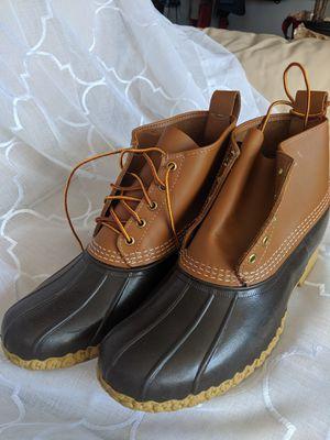 L. L. Bean - Duck Boots - Men - Size 12 for Sale in Washington, DC