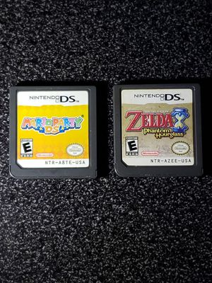 3 Nintendo DS games for Sale in Perris, CA