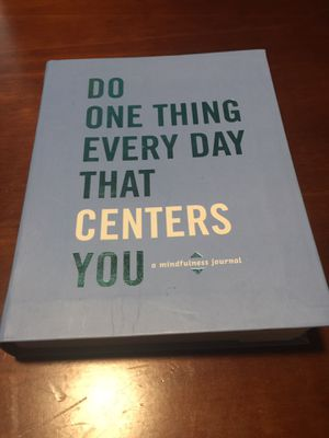 Book Do One thing that centers you for Sale in Scottsdale, AZ