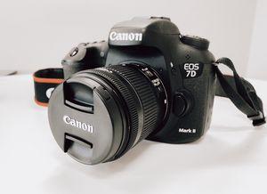 CANON EOS 7D MARK II CAMERA Kit for Sale in Queen Creek, AZ