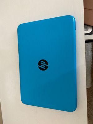 HP laptop blue for Sale in Chula Vista, CA