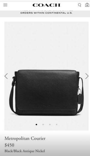 Coach Messenger bag for Sale in La Center, WA
