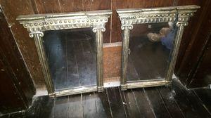 SET OF TWO SMALL MIRRORS for Sale in Fort Wayne, IN