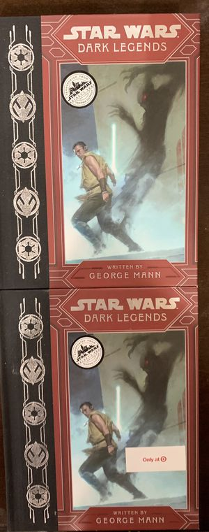 Star Wars Book 2 pack for Sale in Bellflower, CA