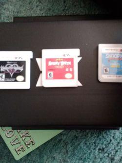 Kingdom Hearts 3ds Game for Sale in Modesto,  CA