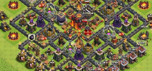 Clash Of Clans Account for Sale in Fort Worth,  TX