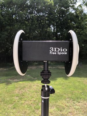 3 Dio Free Space Pro Binaural Microphone for Sale in Vineland, NJ