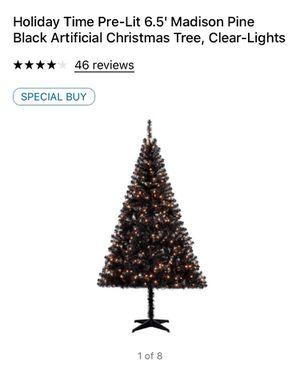 6.5' Prelit Christmas Tree for Sale in Bakersfield, CA