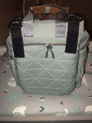 Aqua diaper backpack for Sale in Phoenix, AZ