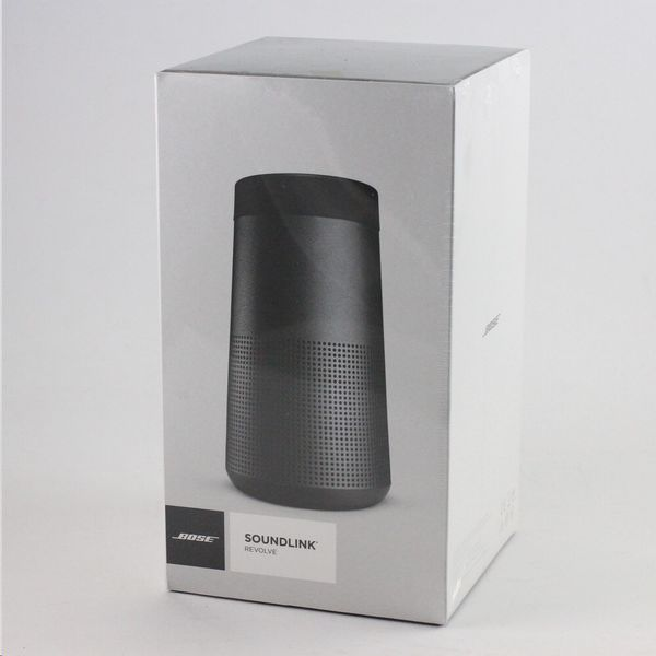 Bose SoundLink Revolve Bluetooth Speaker-Black