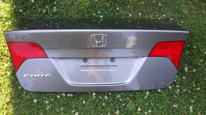 2007. Honda civic Trunk. Used good condition for Sale in Concord, MA