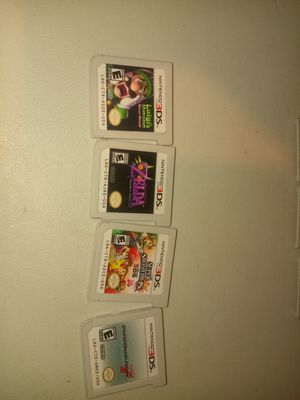3DS Games $25 Each OBO for Sale in Elgin, IL