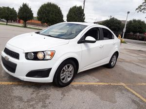 2012 Chevy Sonic Lt 4 cil for Sale in Dallas, TX