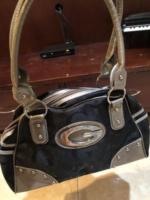 Guess Black and Grey Shoulder bag for Sale in Garden Grove, CA