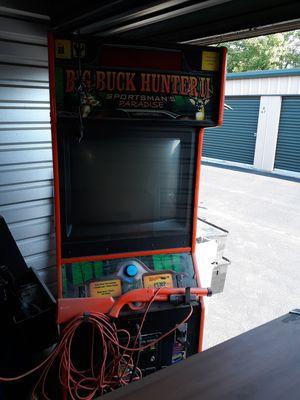 Big buck hunter 2 full size arcade game for Sale in Trenton, MI