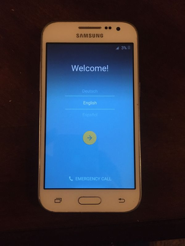 SAMSUNG GALAXY CORE PRIME (T-Mobile/Family Mobile)