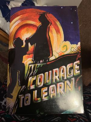 Courage to learn for Sale in El Monte, CA