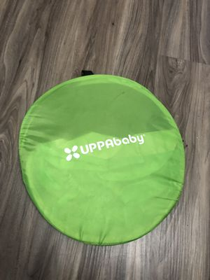 Uppa Baby Car Seat Shade + Clips for Sale in Escondido, CA