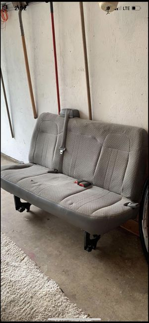 Chevy express seats for Sale in Springfield, OR