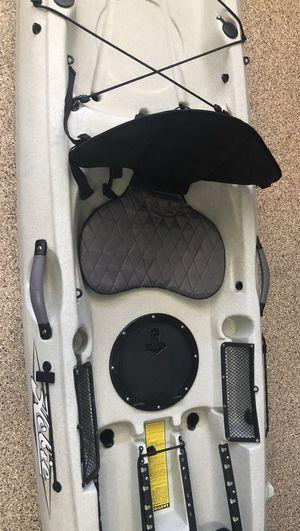 New 13 Hobie kayak with Hobie seat, oar and transport wheels for Sale in Rancho Santa Margarita, CA