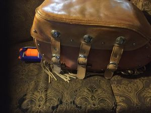 Indian motorcycle left side saddle bag for Sale in San Jose, CA
