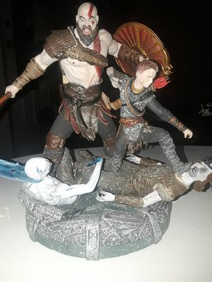 God of war collectible statue for Sale in Houston, TX