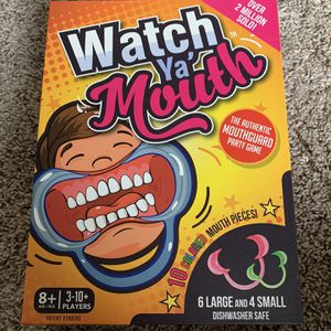 Watch Ya Mouth Game for Sale in Visalia, CA