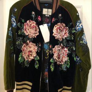 Gucci Jacket 🧥 🎄🎁🎄🎄 for Sale in El Segundo, CA